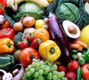 Les verdures de colors