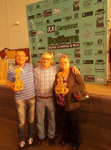 XX Campionat de botifarra de Santa Cristina d'Aro